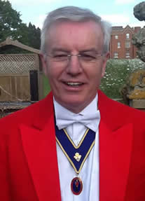 Southern Ireland Toastmaster Michael Bergin for your wedding or special occasion