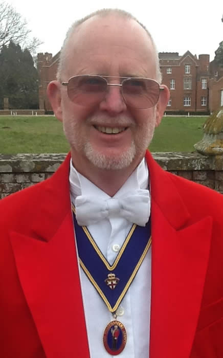 Essex Toastmaster and Celebreant Allan Karsten