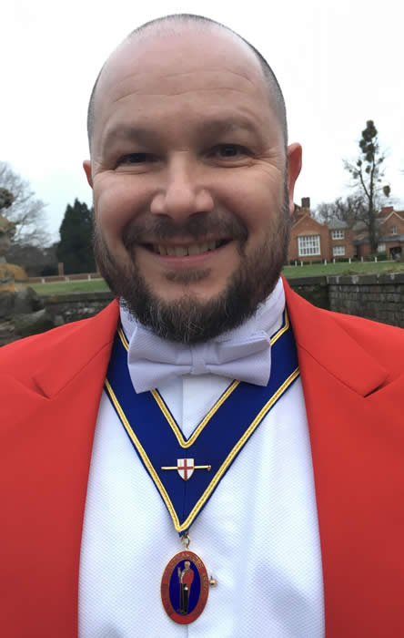 Andy Rowe toastmaster based in Lancashire