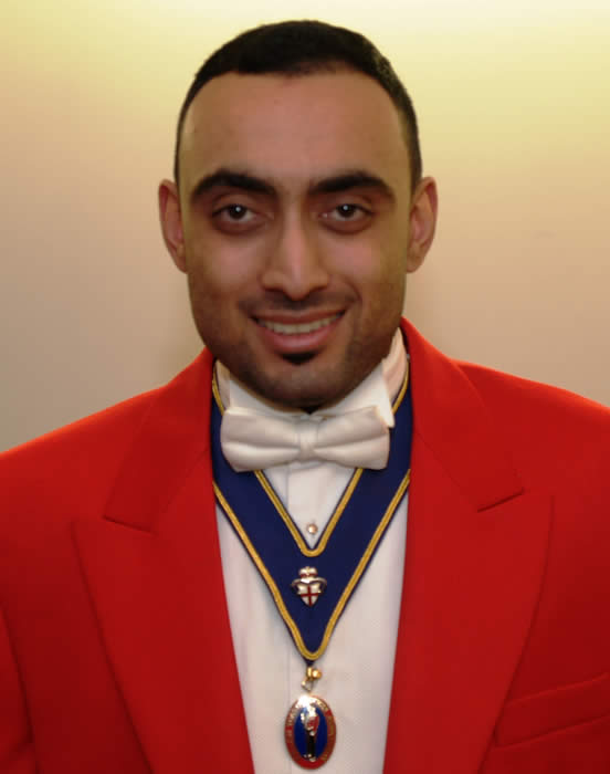 Middlesex Toastmaster and Master of Ceremonies specialising in Asian Weddings