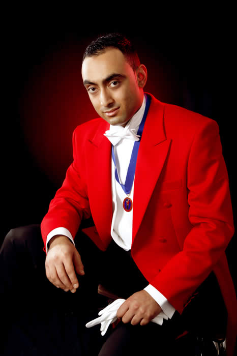 Asian and Indian wedding toastmaster that does so much more