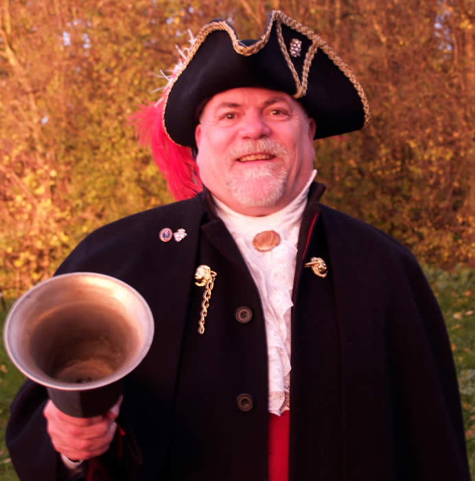 Bristol and West Town Crier