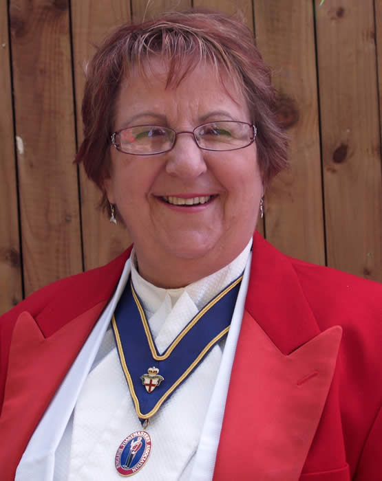 Essex toastmaster Krystyna Thompson for your wedding or special even