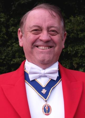 Essex Toastmaster Ian Thornton for weddings, Masonic Ladies Festivals and all your special needs