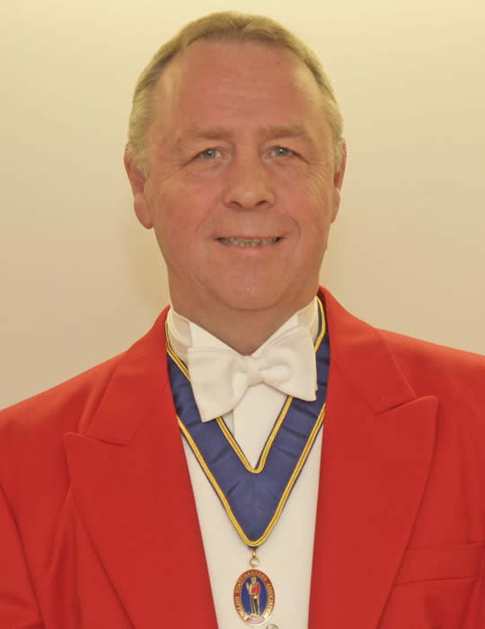 Essex Wedding Toastmaster
