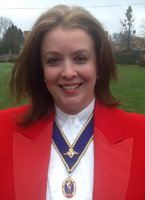 Essex Wedding Toastmaster and Master of Ceremonies Kelly-Marie Thompson