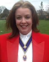Essex, Suffolk and Cambridgeshire wedding toastmaster and master of ceremonies Kelly Marie Thompson
