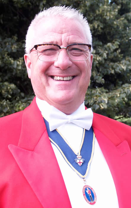 Essex and Hertfordshire Toastmaster Garry Firmstone