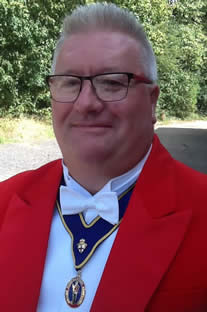 Norfolk Toastmaster and Master of Ceremonies