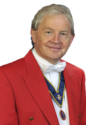 Kent Wedding Toastmaster and Surrey Wedding Toastmaster and Master of Ceremonies