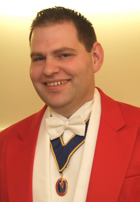 Kent Toastmaster and Surrey Toastmaster and Master of Ceremonies