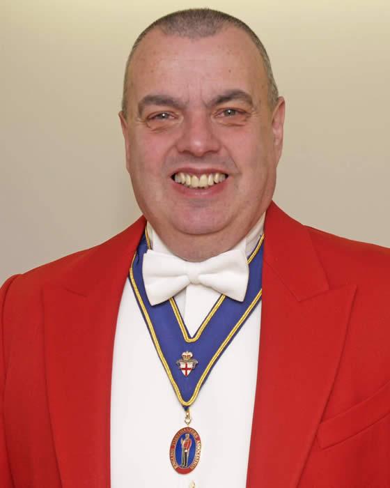 Kent Wedding Toastmaster Robin Heath