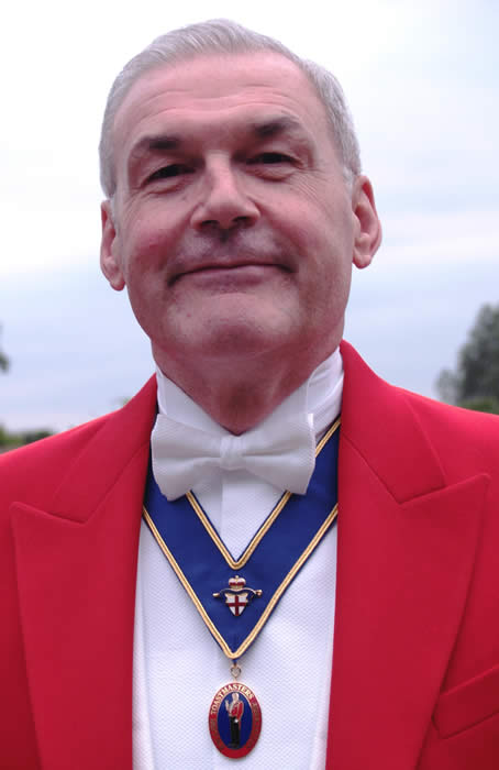 Lincolnshire Toastmaster and Master of Ceremonies for your wedding or special occasion