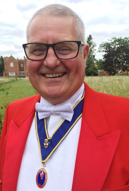 Northamtonshire Oxfordshire and Leicestershire Toastmaster and Master of Ceremonies