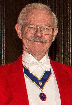 Hampshire Toastmaster Paul Grant