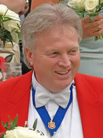Essex Wedding Toastmaster Richard Palmer for your wedding and any event where you need your guests to be cared for