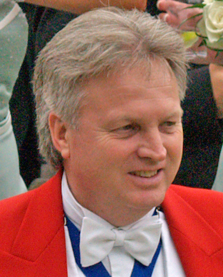 Essex Wedding Toastmaster Richard Palmer is also a Corporate Toastmaster