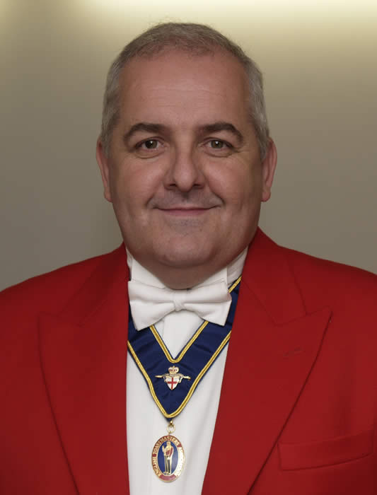 Somerset Toastmaster Roger Knight