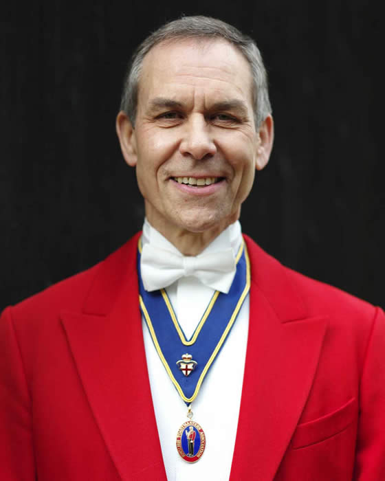 Suffolk toastmaster and master of ceremonies for hire Chris Woods