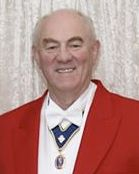Surrey Toastmaster and Master of Ceremonies William Freeman