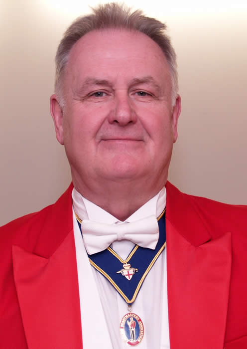 Surrey, Sussex, Kent and London Toastmaster and Master of Ceremonies Phil Frayne