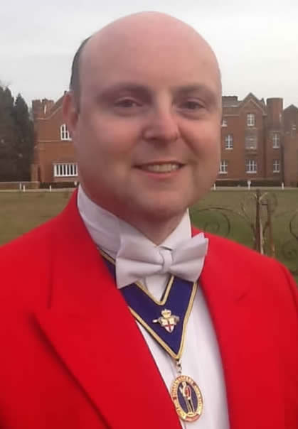 Toastmaster Will Buckley for weddings and events of all types