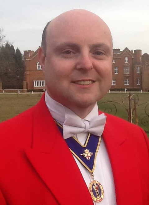 Kent based toastmaster and Master of ceremonies William Buckley