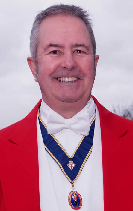 Wiltshire Toastmaster Roger Unsworth
