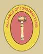 Logo of the Alliance of Toastmasters