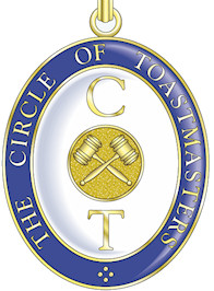 Logo for The Circle of Toastmasters