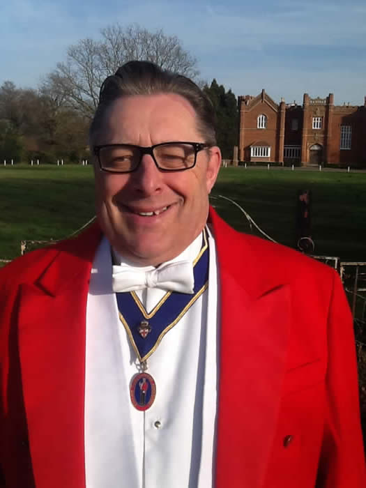 Stephen Cook Essex Toastmaster for your wedding or event