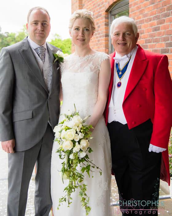 Kent Wedding Toastmaster And Master Of Ceremonies Tony Pulè